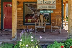 Minturn Inn Deck